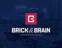 Brick & Brain logo