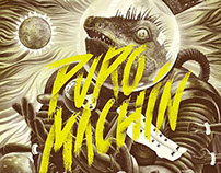 Poster - Puro Machín