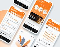 Orange App Concept