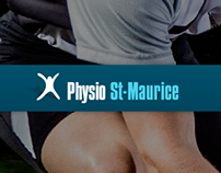 Clinique Physio St-Maurice - Site Web