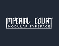 Imperial Court | Modular Typeface
