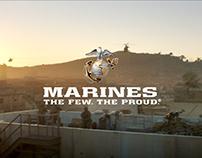 U.S. Marine Corps - A Nation's Call