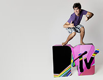 MTV Identity