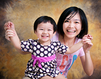 Family Portraiture : Ee Liang & Candy