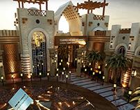 sarah resort