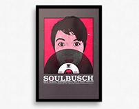 Sollbusch NYE –Gigposter