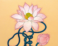 Flower children(lotus)