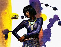 Escola de estilismo / InVoga magazine 2012