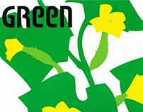 GREEN VEGETABLES 4
