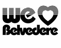 """Tonka """"We love Belvedere"""""""