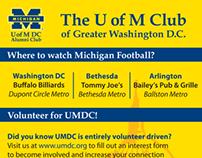 UMDC Promo