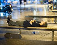 Louw Skateboards en Madrid