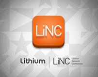 Lithium LiNC 2012 Event Mobile App