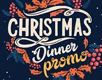 Puteh Beach Bar Christmas Promo