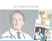 """Lançamento livro """" 10 Maneiras para Viver Melhor"""""""