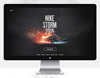 Nike practise work