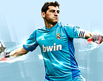 Real Madrid - Fútbol / Web Oficial - Casillas Champions