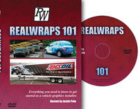 Real wraps DVD Cover