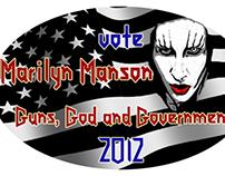 Marilyn Manson for President