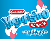 Yogurisimo Contest | Work at Believe Branding