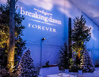The Twilight - Breaking Dawn Part 2 - Premiere Party