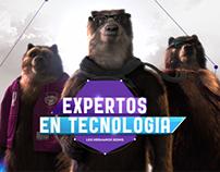 POSITIVO BGH // Hermanos Sesno