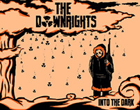 The Downrights - Into The Dark EP