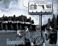 The Downrights - This American Way of Life