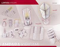 Diseño y producción de lámpara