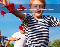 Harris Capital Planning Website