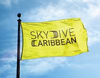 Skydive Caribbean - Brand Identity