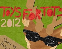 Toys For Tots Album Cover and CD