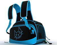 pet carrier design