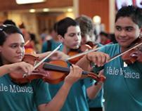 Vídeo documentário Vale Música