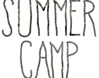 Summer Camp: Font