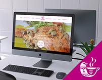 Diseño de website para Café Alondra