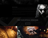 NESTOR AVALOS OFFICIAL WEBSITE IN PROGRESS