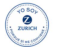 || Branding || Zurich Insurance || Banner