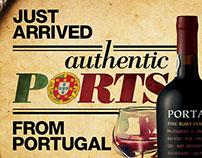 Retail Advertising: Wine