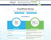Pentair Pelican FreshPoint Series parent pages