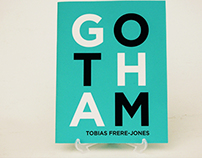 Gotham Type Specimen Book