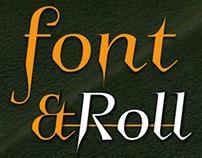 Free font Charakterny