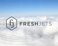 FreshJets Branding Sample