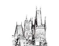 Иллюстрации для записной книжки
