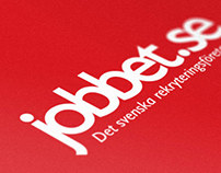 Jobbet.se visual identity