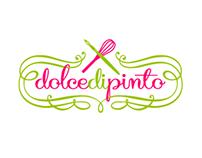 Creating Dolcedipinto logo