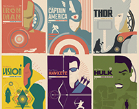 Marvel Avengers Age Of Ultron Poster Posse