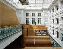 Brewin Design Office: Minimalism, National Gallery