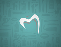 Dental studio identity design