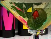 Coctel de tinta / Ink cocktail
